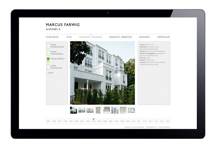 webdesign architekt 3