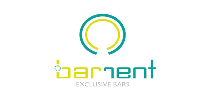 Logoentwicklung Barrent Exclusive Bars