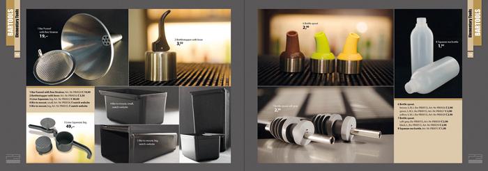 broschüre print project bar 5
