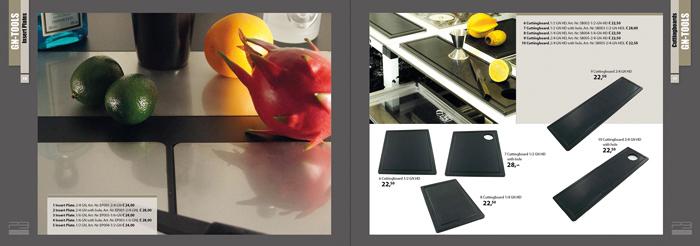 broschüre print project bar 7