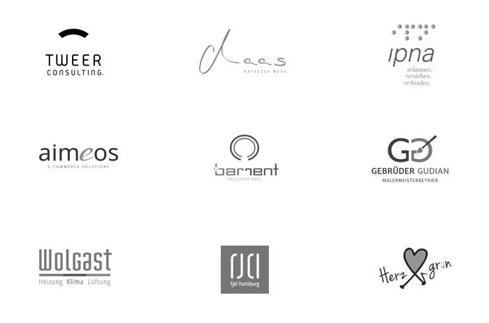 Logosdesign, Logoentwicklung