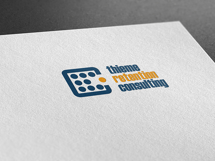 logodesign thieme retention consulting
