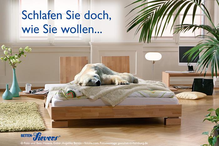 Fotomontage Betten-Sievers
