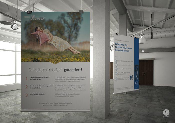 POS Marketing, Design von Schildern und Displays. gestaltet [in hamburg]