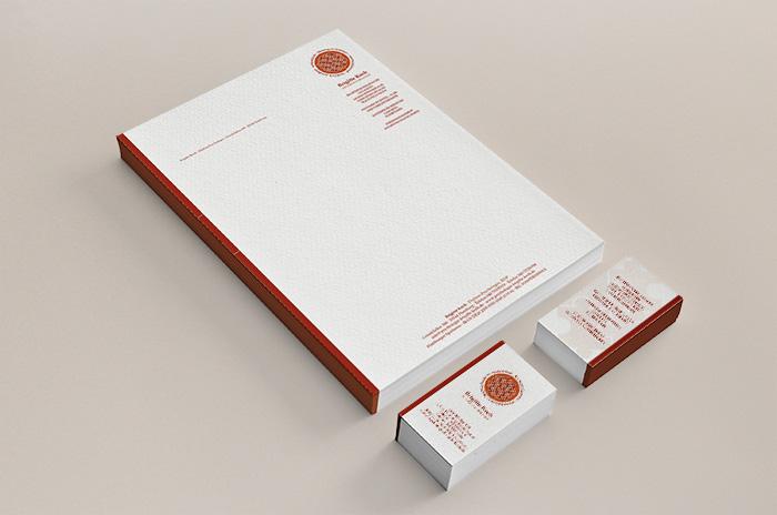 Briefbogen Visitenkarten