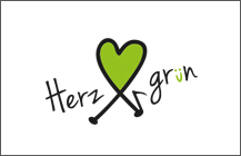 Logodesign, Corporate Design<br>Herzgrün Musikproduktion</br>