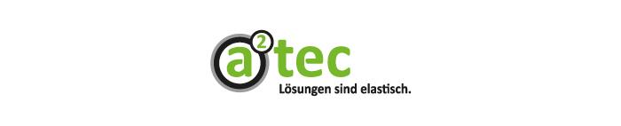 Logodesign a2tec Schwingungstechnik