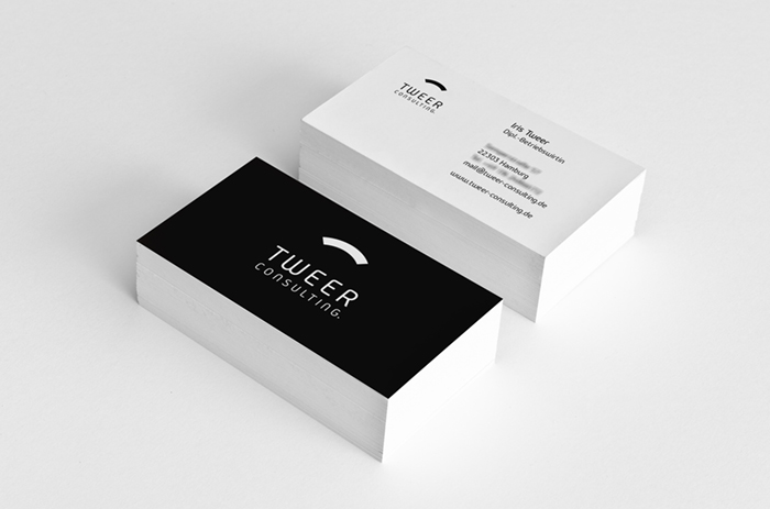 Visitenkarten Tweer Consulting
