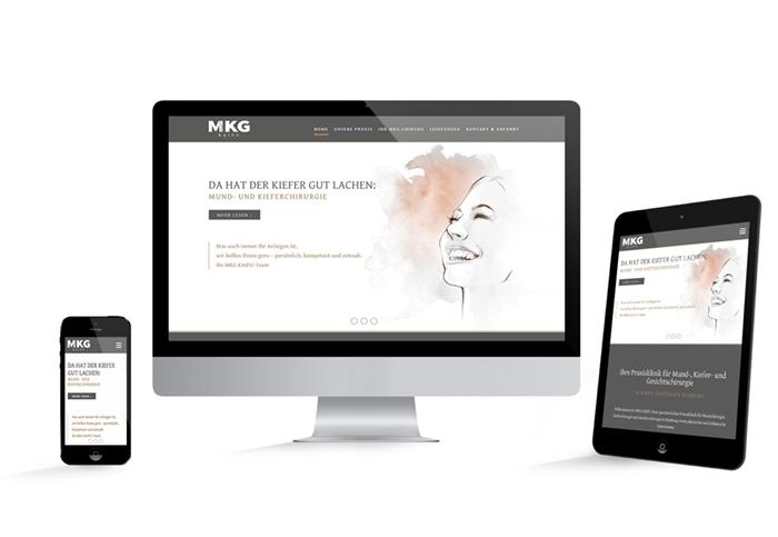 Webdesign Hamburg, responsive