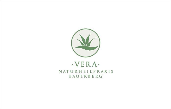 Logodesign Vera Naturheilpraxis