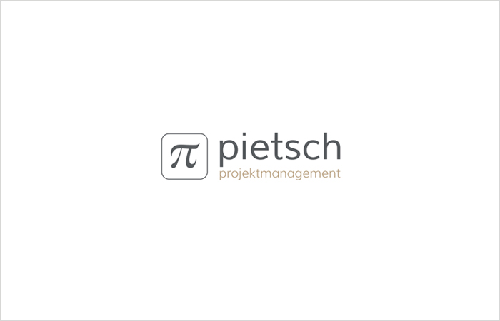 Logodesign pietsch projektmanagement