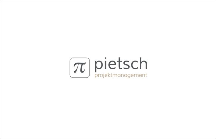 Logodesign pietsch projektmanagement