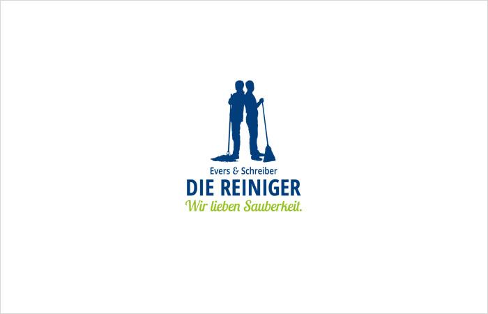 Logodesign Hamburg, Die Reiniger