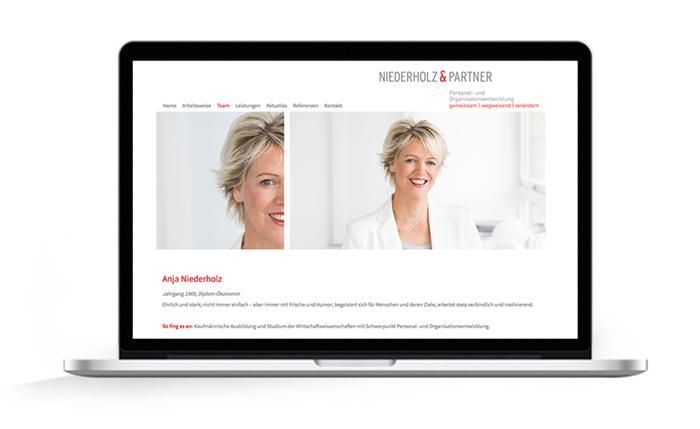 Webdesign Hamburg Niederholz und Partner
