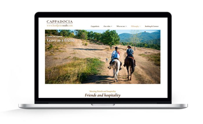 Webdesign Hamburg Cappadocia Friends and hospitality