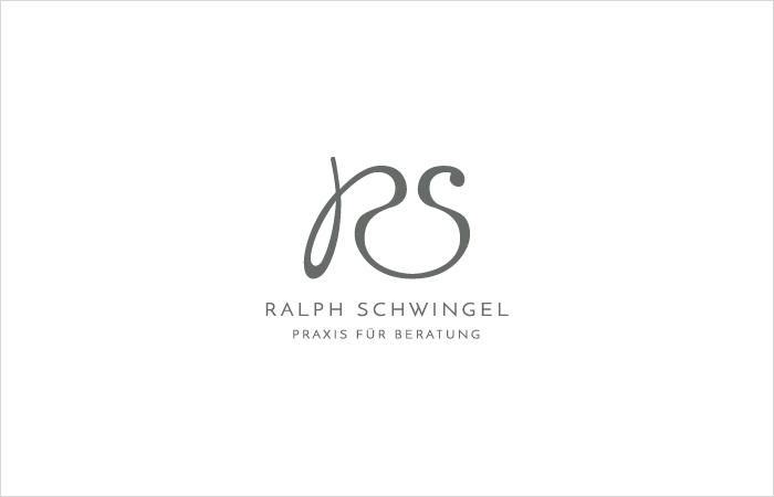 Logodesign Hamburg, Praxis für Beratung Ralph Schwingel