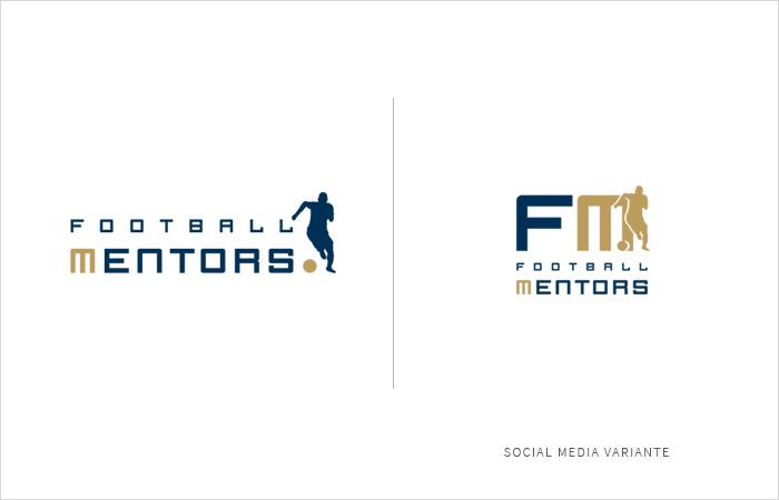 Logodesign Hamburg: Football Mentors
