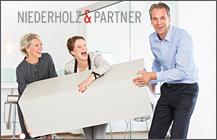 Webdesign<br>Niederholz & Partner</br>