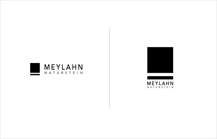 Logodesign Hamburg: Meylahn Naturstein