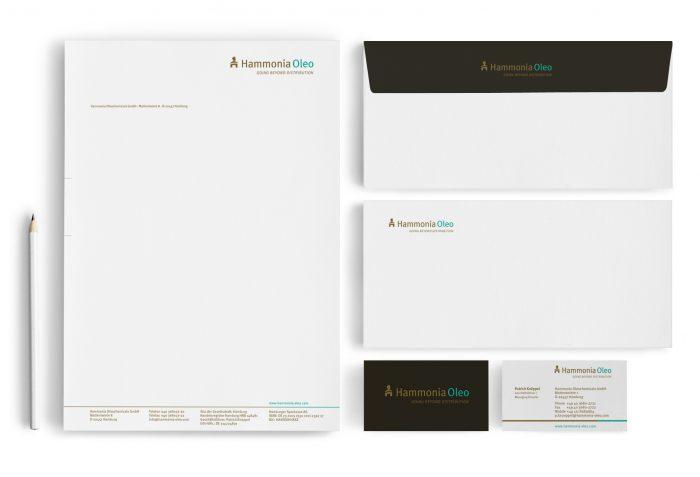Corporate Design Hammonia Oleo