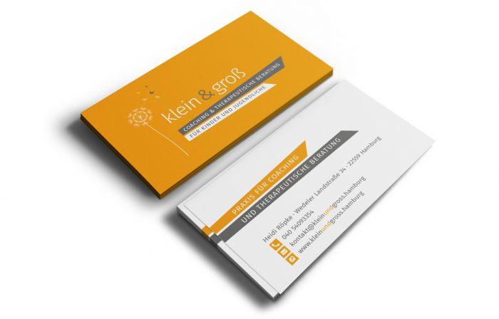 Logodesign klein & groß, Coaching und therapeutische Beratung für Kinder und Jugendliche