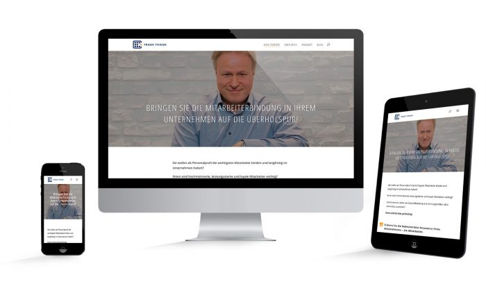 Webdesign Frank Thieme