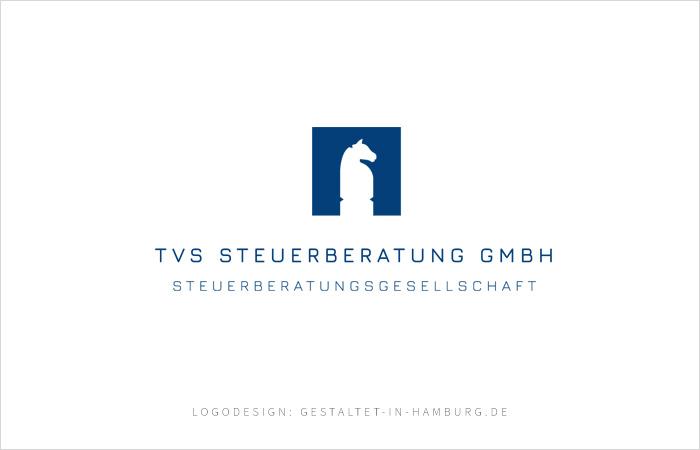 Logodesign TVS Steuerberatung GmbH Steuerberatungsgesellschaft